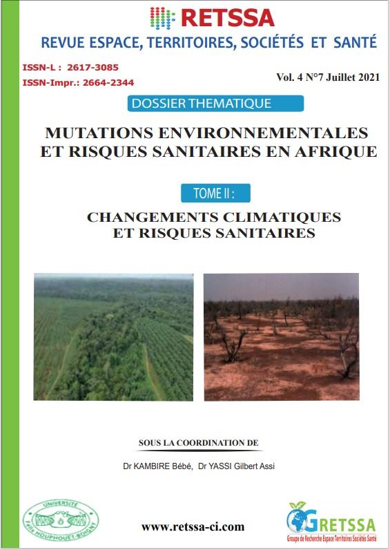 Risques sanitaires liés aux changements climatiques et aux activités humaines